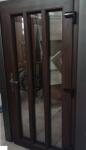 Drzwi zewnętrzne przeszklone 1