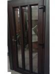 Drzwi zewnętrzne przeszklone 2